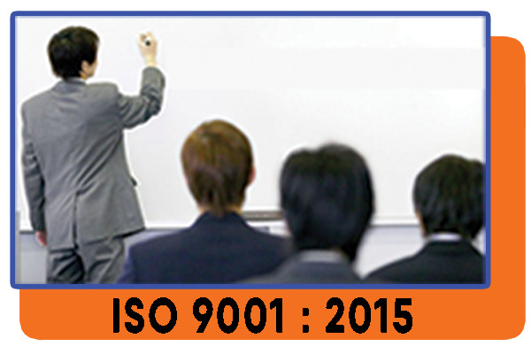 ISO 9001:2015 MPS Certification
